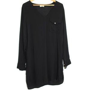 Aritzia   Wilfred Free Rayon T Shirt Shift Dress